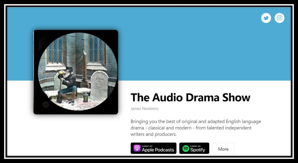 The Audio Drama Show All Podcasts Lists Artists News Updates
