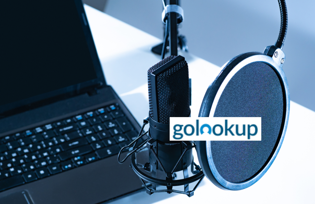 GoLookUp Shares Podcasts For Leaders Who Want To Stay Inspired